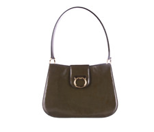 Vintage CELINE Logo Plaque Shoulder Bag New Without Tags