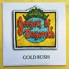 Geezers Of Nazareth - Gold Rush - Card Sleeve - Promo CD (ENA286)