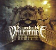 FREE US SHIP. on ANY 3+ CDs! ~Used,Good CD Bullet For My Valentine: Scream Aim F