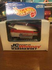 MATTEL HOT WHEELS 1996 ISSUE JC WHITNEY WARSHAWSKY VW VOLKSWAGEN DRAG BUS IN BOX