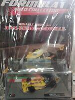 RENAULT RS01 1977 JEAN-PIERRE JABOUILLE  FORMULA 1 AUTO COLLECTION #85 - MOC