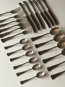 WMF Patent Silberbesteck 90er Silberauflage