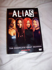ALIAS THE COMPLETE FIRST SEASON DVD