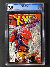 Uncanny X-Men #230 CGC 9.8 (1988)