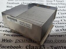 IBM THINKCENTRE dissipatore heat pipe alluminio 26K1207 26K1237