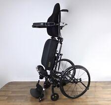 LifeStand Helium LSE standing wheelchair, power stander - V-Trak permobil-tilite