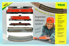 Analoge Trix Express Modelleisenbahnen aus Gusseisen