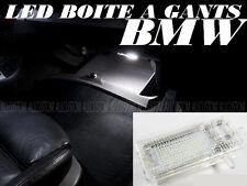 LEDS LED SMD ECLAIRAGE INTERIEUR BLANC BOITE A GANTS BMW X5 E53 00-06 3.0d 4.4i