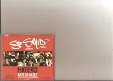 SO SOLID HATERS CD SINGLE 2000 INC MINI POSTER