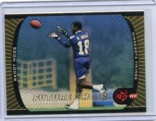 1998 UD3 #FS77 RANDY MOSS ROOKIE CARD RC GOLD - MINNESOTA VIKINGS