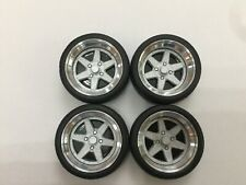 "1/18 scale Modified Tuning REAL ALUMINIUM 15"" XR4 WHEELS"