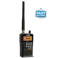 Hand Held Scanner Emergency Police Digital Radio Fire Air HAM Marine Weather AA