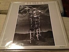 "MONITOR / MEAT PUPPETS - 12"" LP ATA TAK GERMANY 81' - EXPERIMENTAL SYNTH"