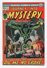 JOURNEY INTO MYSTERY #1, 3, 4, 5, 6, 11 (4.5-5.0) 2ND SERIES 1973