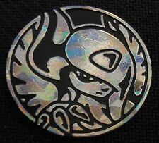 2014 Mega M Absol EX SILVER Collector Coin Unused OFFICIAL Pokemon