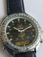 """Breitling Pluton for DPW militare Modell Militare limited """"CON L´ADIRE LA GLORIA"""