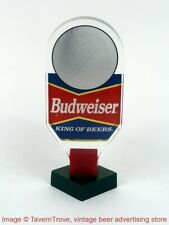 1980s Budweiser Beer Volleyball 6½ inch Tap Handle TavernTrove