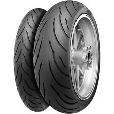 COPPIA PNEUMATICI CONTINENTAL CONTIMOTION 120/70R17 + 190/50R17