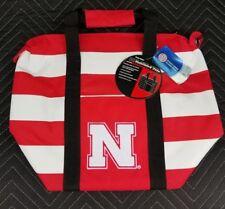 Nebraska Cornhuskers Insulated Cooler Tote Bag