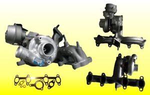 Turbolader KKK  Audi A3 1.9 TDI 74 Kw 54399880017 038253016L inkl. Dichtungssatz