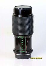 Promura 80-200 mm Obiettivo Zoom per Y/C Yashica/Contax buono stato