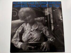 CARNEY HILD KRAMER Happiness finally came to them LP SHIMMY DISC