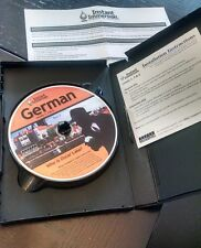 Learn How To Speak German With Instant Immersion Levels 1-3