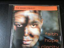 Reese Project : Faith Hope & Clarity  GIANT CD