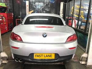 BMW Z3 Z4 CUSTOM MADE STAINLESS STEEL FULL EXHAUST SYSTEM SUPPLY AND FIT