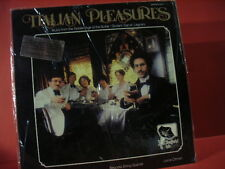 "SHEFFIELD LAB 16 MICHAEL NEWMAN "" ITALIAN PLEASURES ""(DIRECT-DISC-RECORD/SEALED)"