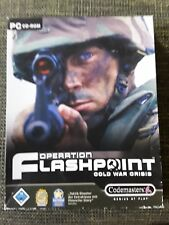 Operation Flashpoint: Cold War Crisis  PC game