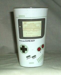 Nintendo Game Boy - Super Marioland  Drinking Glass in White from PALADONE