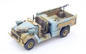 Precision Model Art 1/72 British LRDG Patrol Car, Camouflage Blue P0326