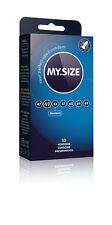 my.size MY SIZE Condón PENE Condón gr.2 49mm 10 unidades