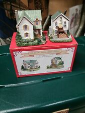 Liberty Falls Collection ~ Henshaw House & Mother In Law Cottage ~ Nib