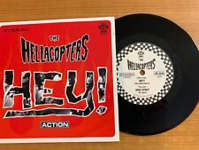 "Hellacopters - Hey / 7"" - 1. SWE-Pressing 1998  in TOP Condition."