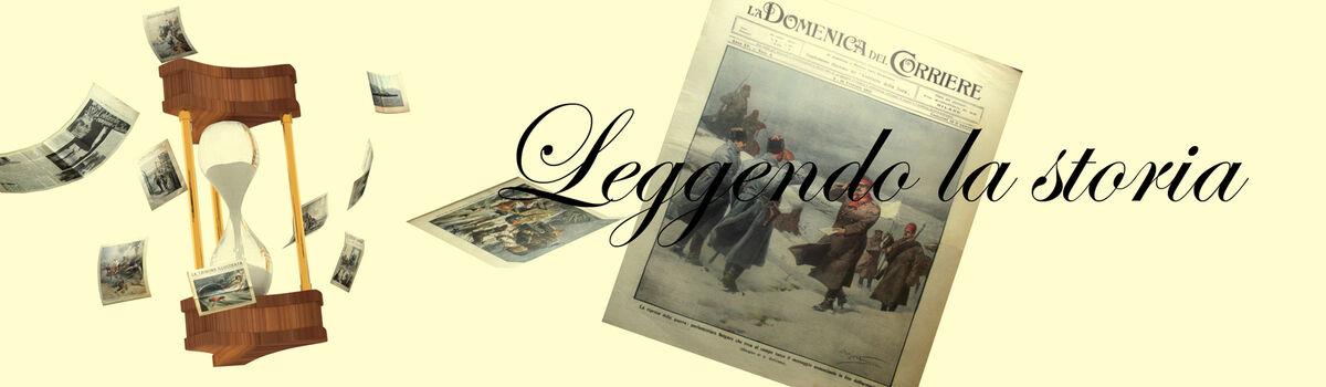 Leggendo la storia