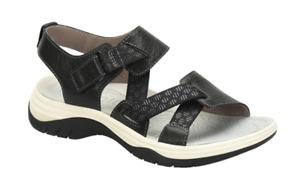 Bionica Nahla Black Water Friendly Sandal Women's sizes 6-11/NEW!!