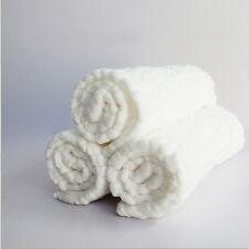 Cotton Infant/Baby/Newborn Bath Towel Washcloth Toddler Feeding Wipe Cloth US