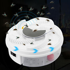 Electric Fly Catcher Device Fly Trap Killer Pest Killer Cockroaches Insects Trap
