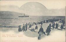 BOLIVIA Puerto de Copacabana litho PC 1900s