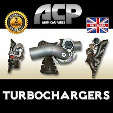 Turbocharger 53049880048 for Vauxhall Astra G, 2.0, 16V Turbo. 200 BHP, 147 kW.