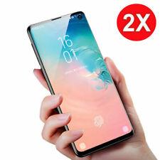 2x Panzer Folie 3D Samsung Galaxy S10 / S10 Plus Display Schutzfolie Cover KLAR