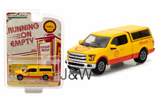 Greenlight Ford F150 with camper shell 2016 Shell Oil 41030 E 1/64
