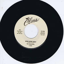 THE SEARCHERS - WOW WOW BABY / OOO-WEE (Repro) 50s DOO-WOP JIVERS (listen)