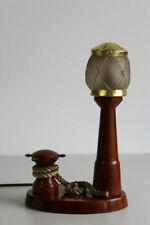 More details for kitsch vintage lighthouse lamp