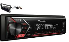 Pioneer mvh-s300bt USB mp3 RDS aux kit de integracion para VW Caddy cc Golf Passat touran
