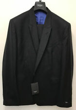 Men's One Button Jackets Long Suits & Tailoring