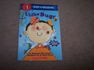 Step into Reading: I Like Bugs by Margaret Wise Brown (Paperback)