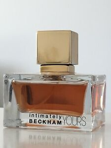 Intimately Beckham Yours Rare Discontinued EDP 75ml
